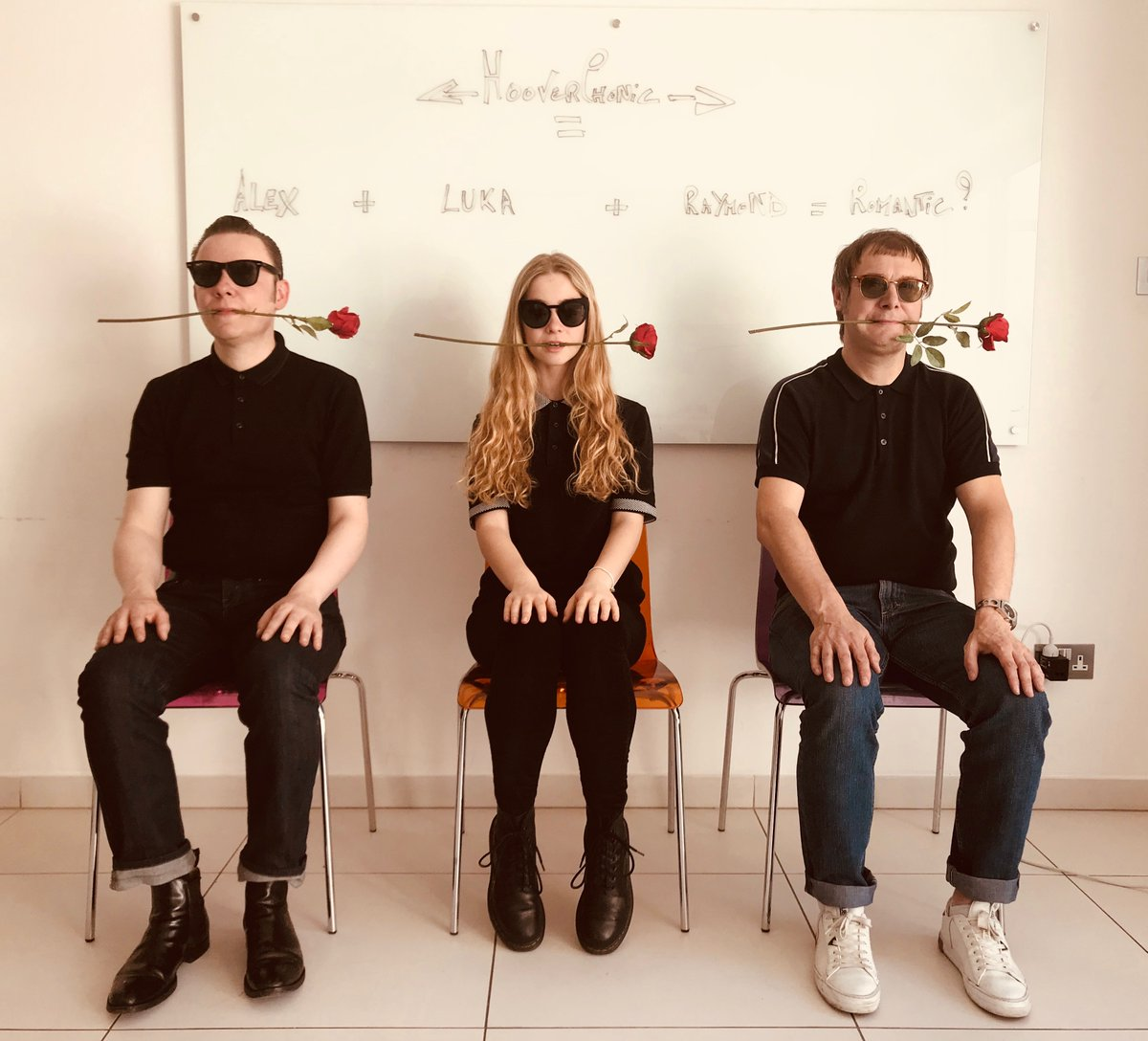 Mardi 5 Mars 2019 - Hooverphonic - Mad about you - Papapapam.fr